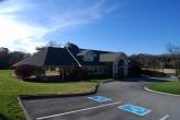 Avalon golf club house