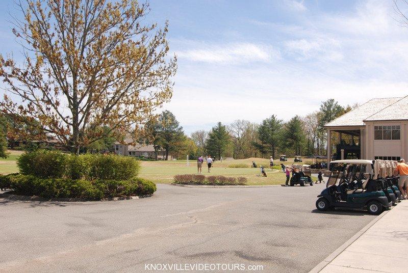 Fox Den Knoxville golf course