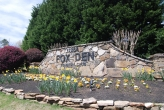 Fox Den Country Club entrance