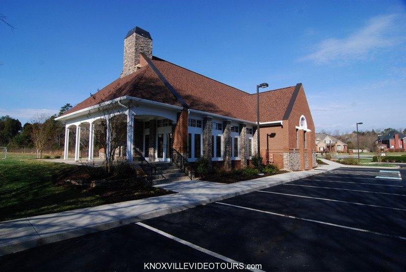 Fox Run Knoxville club house