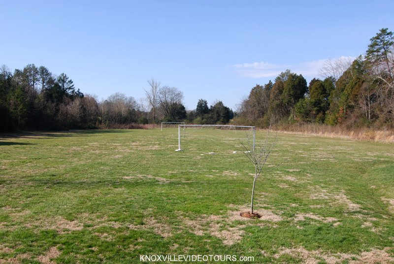 Fox Run Knoxville soccer field