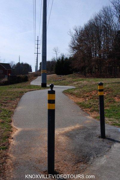 Fox Run Knoxville walking trail