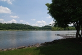 Sequoyah Hills lake view