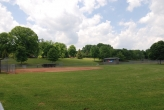 Sequoyah Hills baseball field