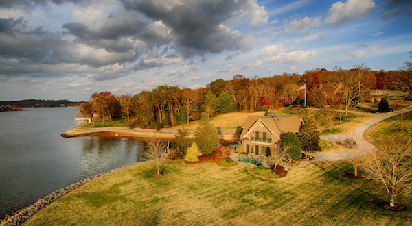 Knoxville real estate aerial photographer