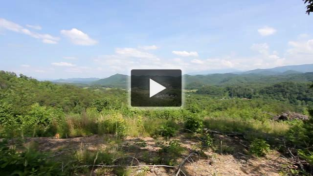 Smoky Mountain view lot for sale