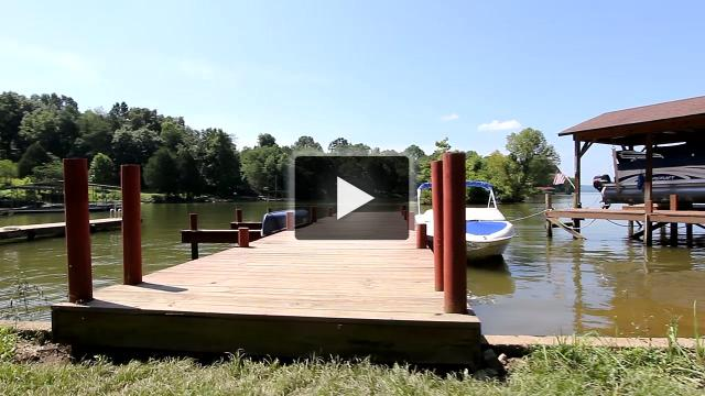 Watts Bar lake house for sale