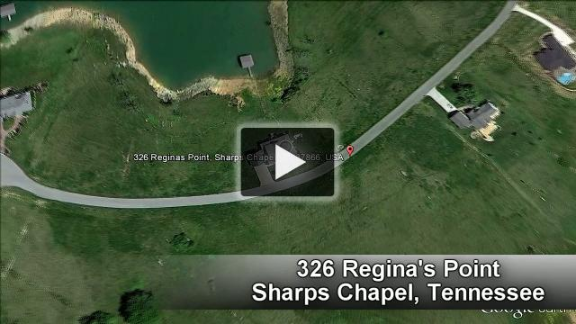 Beautiful Norris Lake home for sale at 326 Reginas Point