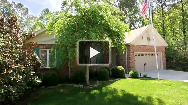Video Great Tellico Village Basement Rancher For Sale At