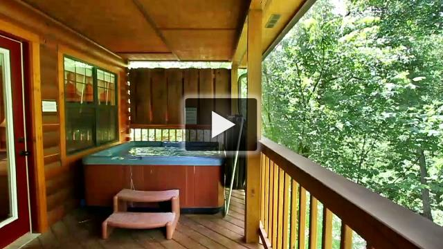 Video: A Beary Cozy Escape Is A Terrific 1BR/1BA Hidden Springs Resort Cabin  Rental