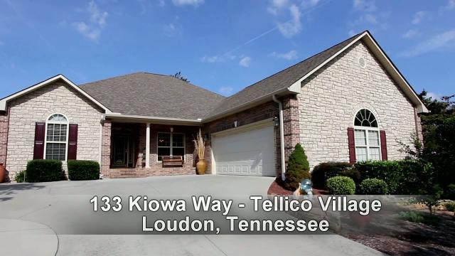 4BR/3BA | 3600 SF | #898387 | $349,000 | 133 Kiowa Way, Loudon, TN 37774
