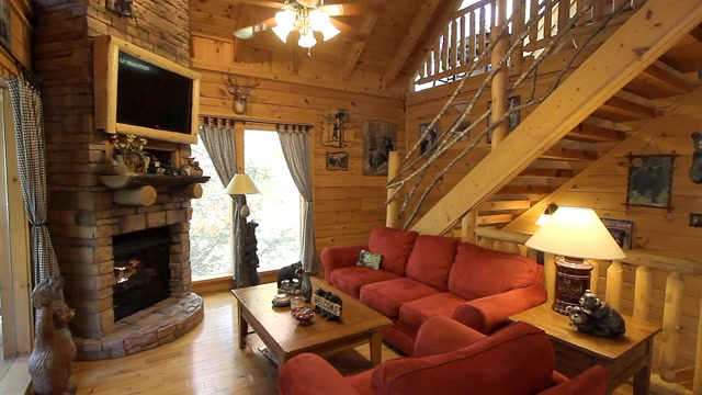 Look no further, Beary Secluded in the Smoky Mountains has it all!